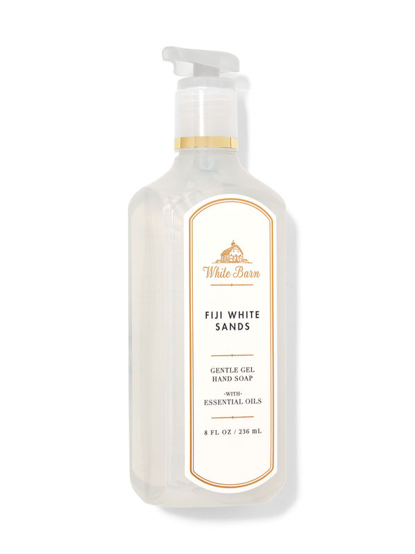 Fiji White Sands Gentle Gel Hand Soap