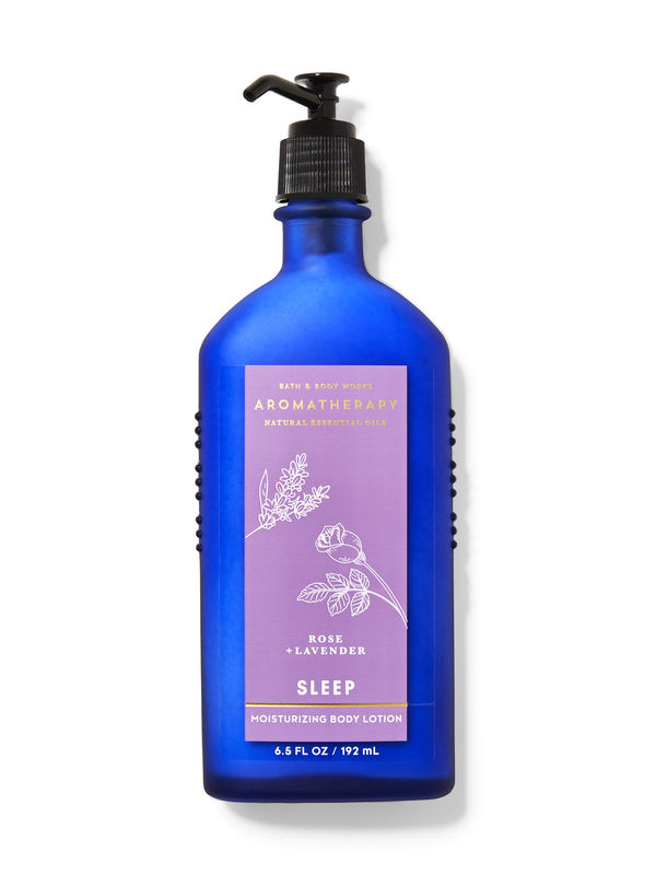Rose Lavender Body Lotion