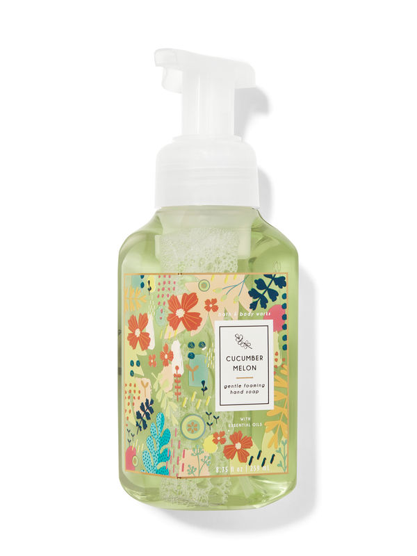 Cucumber Melon Gentle Foaming Hand Soap