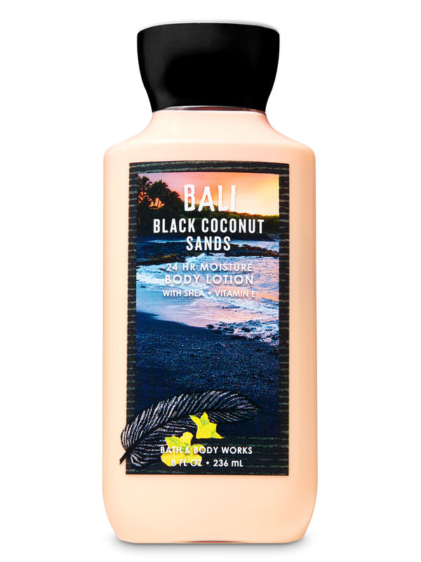 Black Coconut Sands Super Smooth Body Lotion