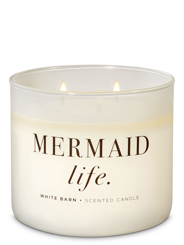 Turquoise Waters 3-Wick Candle