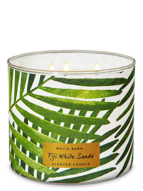 Fiji White Sands 3-Wick Candle