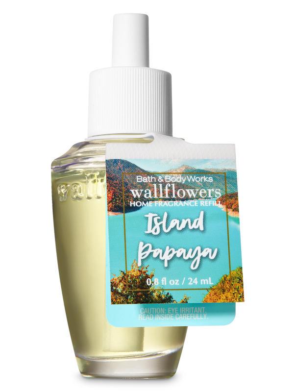Island Papaya Wallflowers Fragrance Refill
