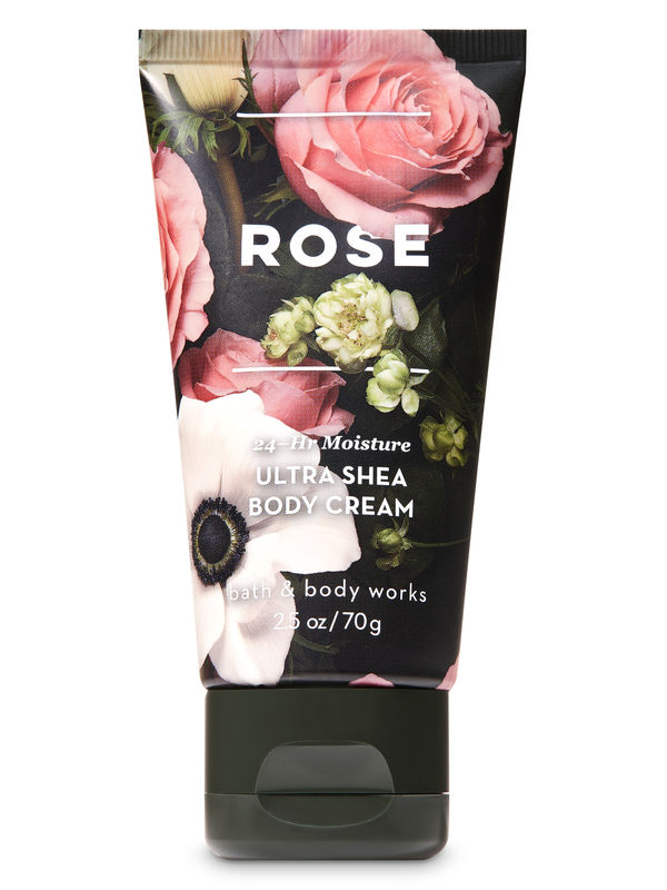 Rose Travel Size Body Cream
