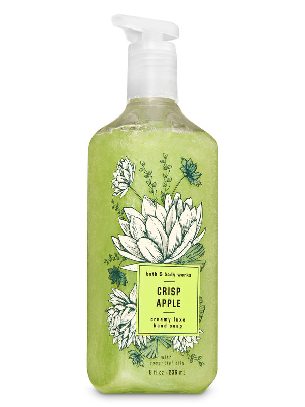 Crisp Apple Creamy Luxe Hand Soap