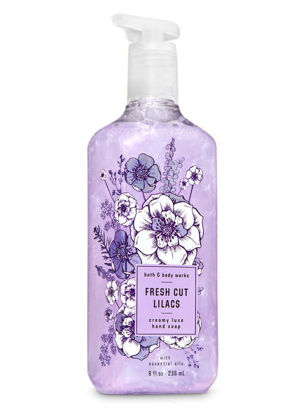 Fresh Cut Lilacs Creamy Luxe Hand Soap