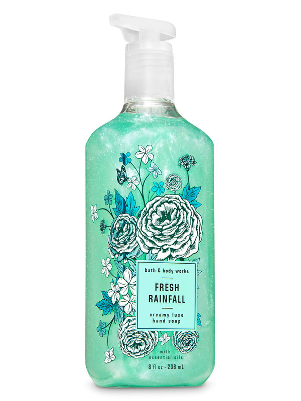 Fresh Rainfall Creamy Luxe Hand Soap