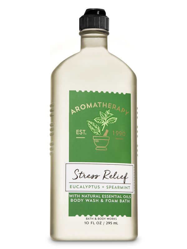 Eucalyptus Spearmint Body Wash & Foam Bath