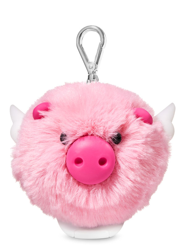 Flying Pig Pom PocketBac Holder