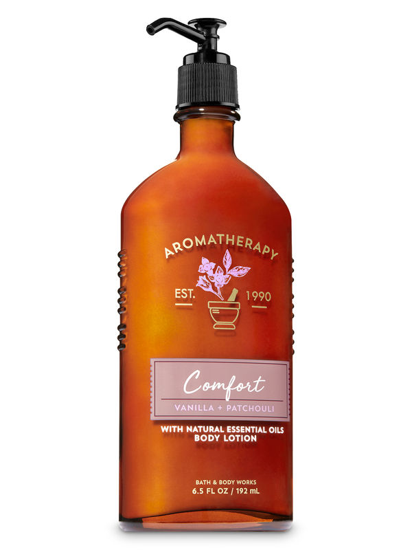 Vanilla Patchouli Body Lotion