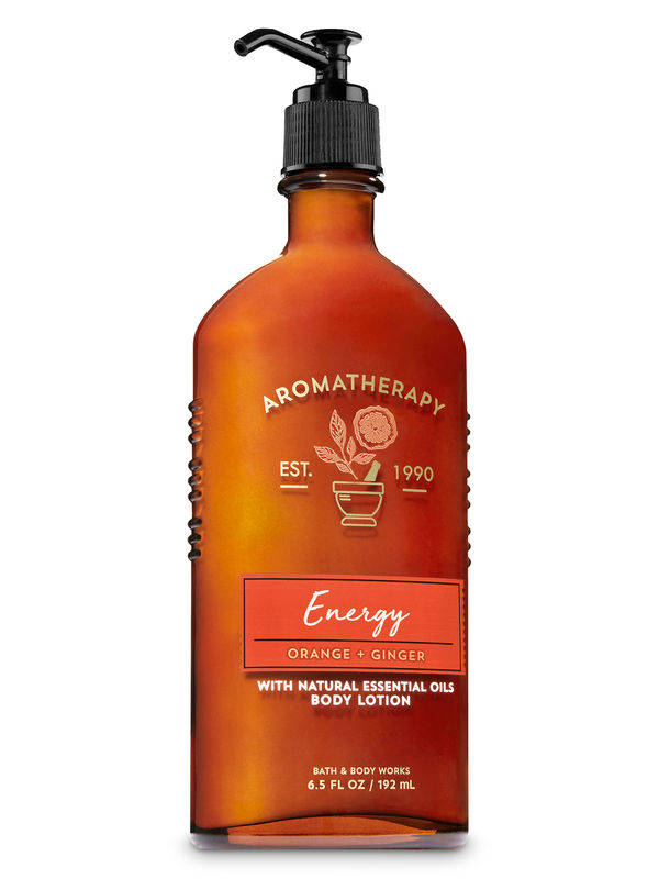Orange Ginger Body Lotion