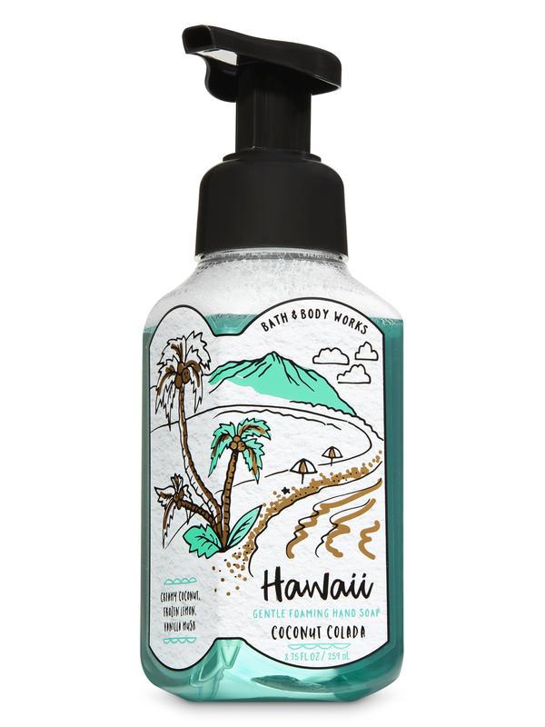 Coconut Colada Gentle Foaming Hand Soap