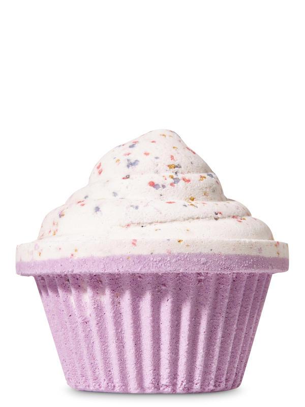 Confetti Cupcake Bath Fizzy