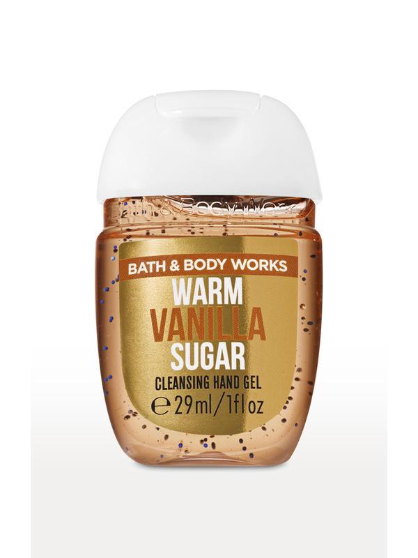 Warm Vanilla Sugar PocketBac Cleansing Hand Gel