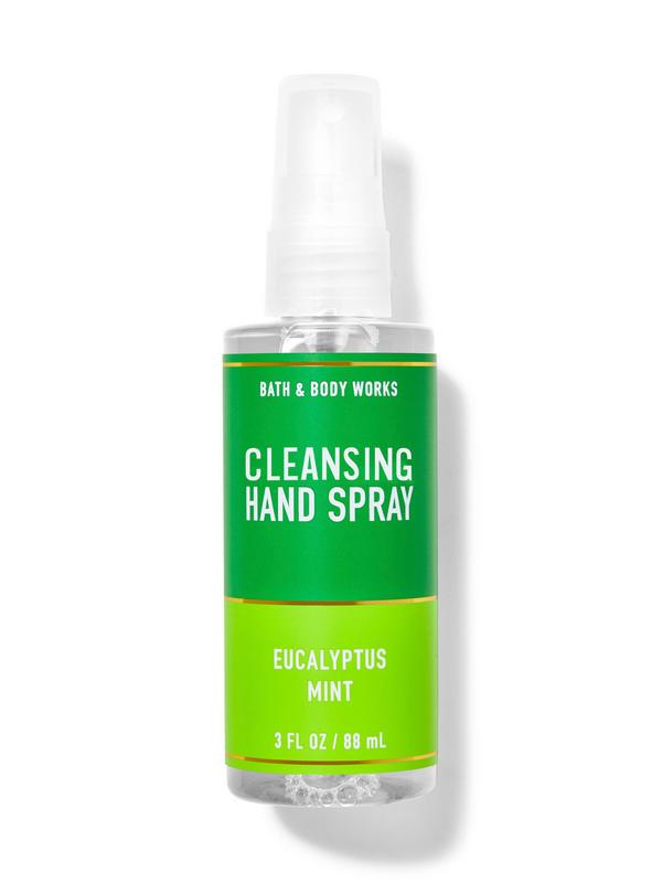 Eucalyptus Spearmint Cleansing Hand Spray