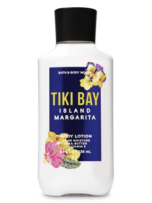 Tiki Bay Island Margarita Super Smooth Body Lotion