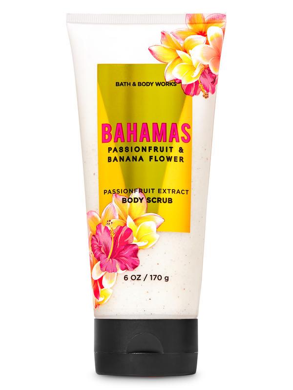Bahamas Passionfruit & Banana Flower Body Scrub