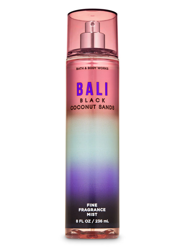 Bali Black Coconut Sands Fine Fragrance Mist