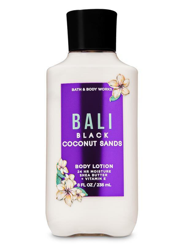 Bali Black Coconut Sands Super Smooth Body Lotion