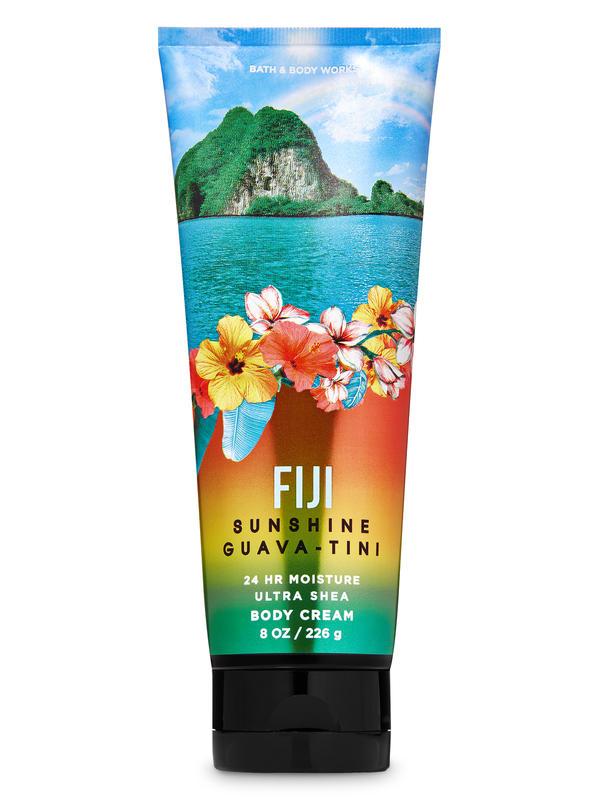 Fiji Sunshine Guava-Tini Ultra Shea Body Cream
