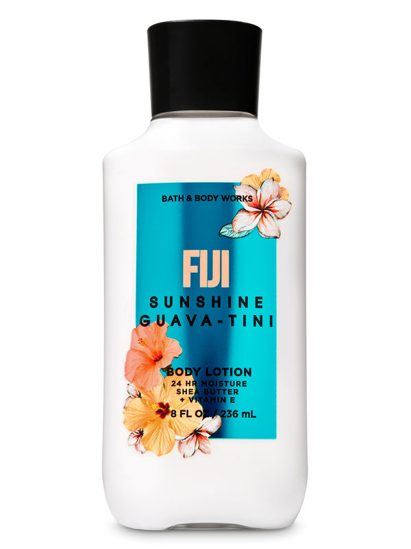 Fiji Sunshine Guava-Tini Super Smooth Body Lotion