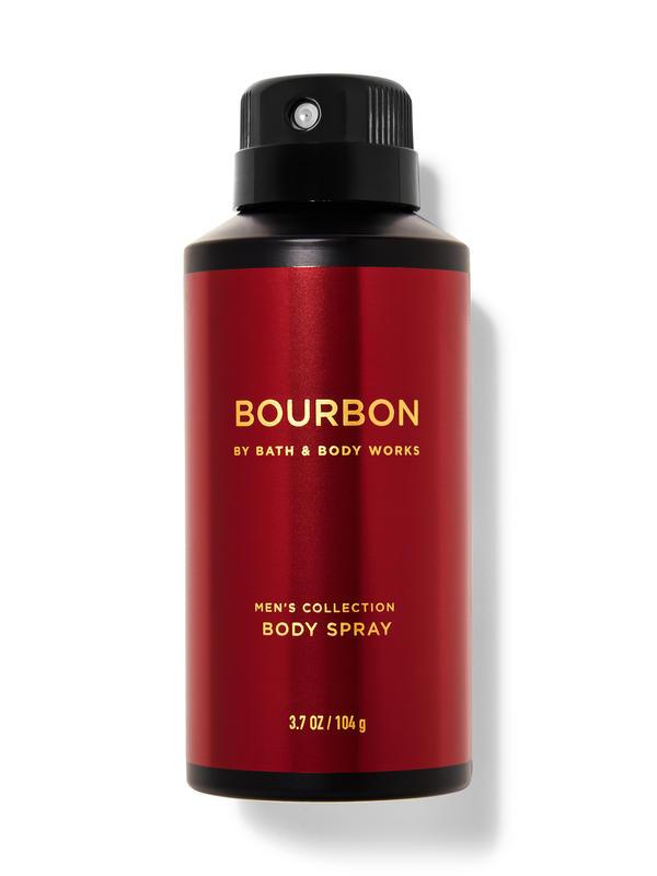 Bourbon Deodorizing Body Spray