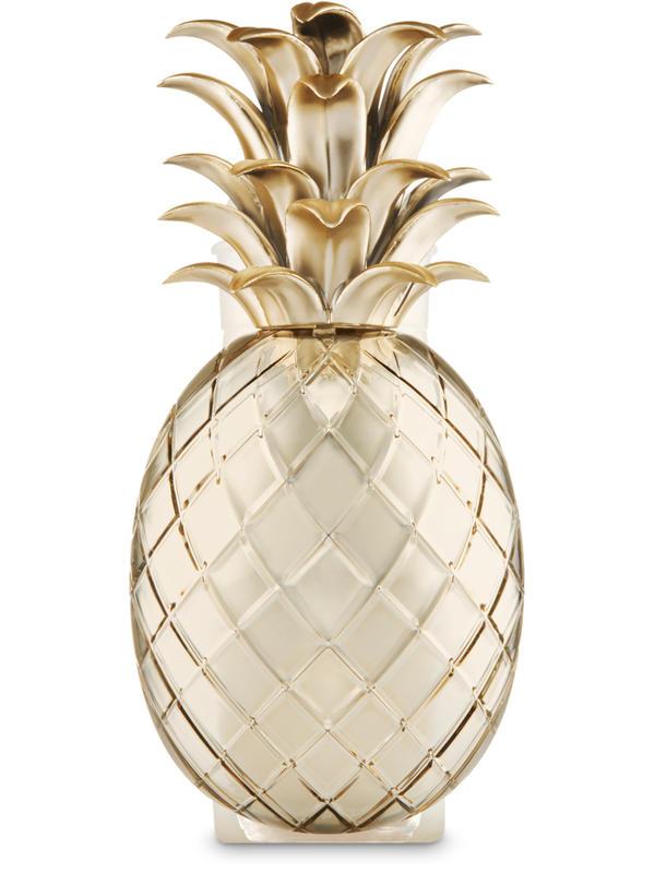 Golden Pineapple Wallflowers Fragrance Plug