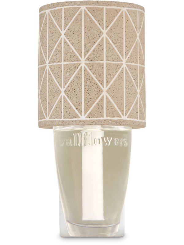 Geometric Stone Wallflowers Fragrance Plug