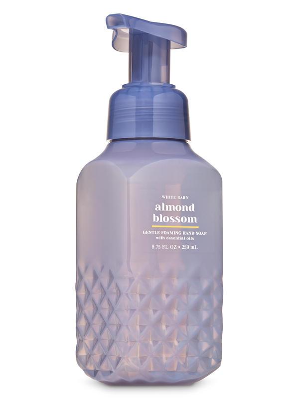 Almond Blossom Gentle Foaming Hand Soap