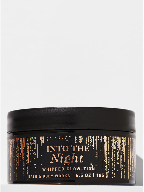 Into the Night Whipped Glow-tion