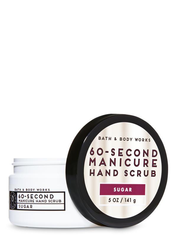 Sugar 60-Second Manicure Hand Scrub
