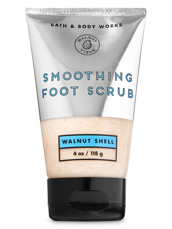 Walnut Shell Smoothing Foot Scrub