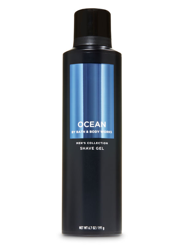 Ocean Shave Gel