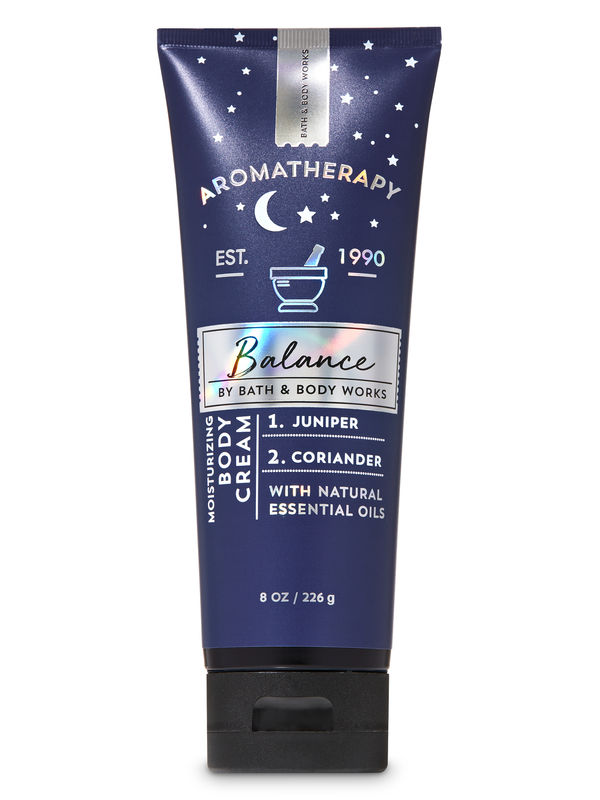 Juniper Coriander Body Cream