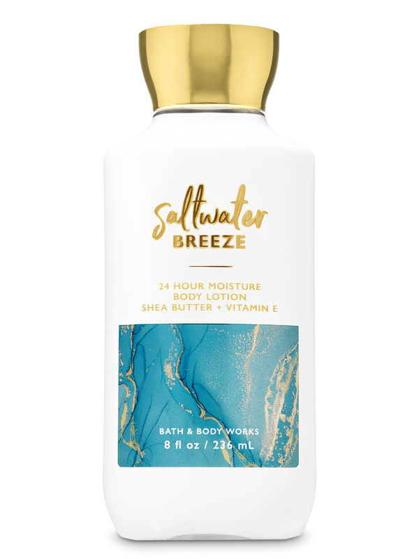 Saltwater Breeze Super Smooth Body Lotion