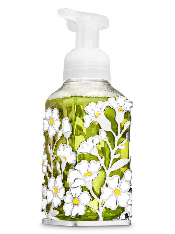 Wild Flower Sleeve Gentle Foaming Soap Holder