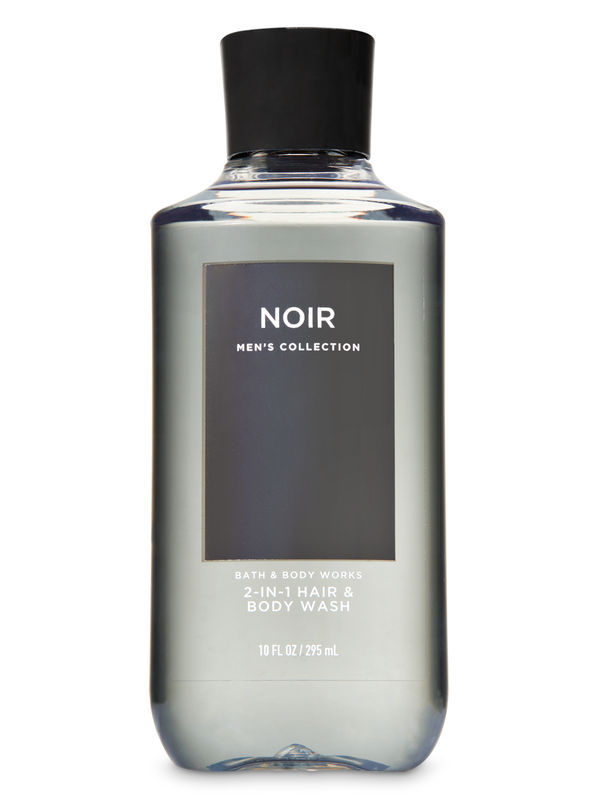 Noir 2-in-1 Hair + Body Wash
