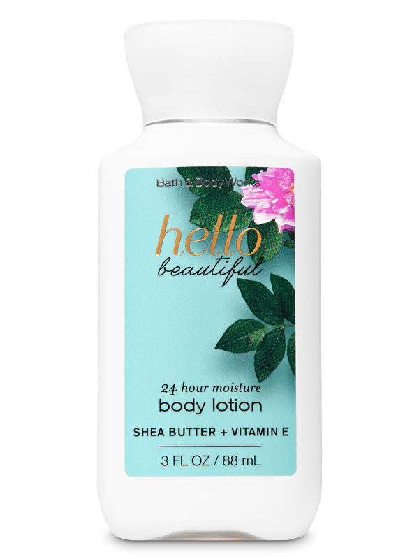 Hello Beautiful Travel Size Body Lotion