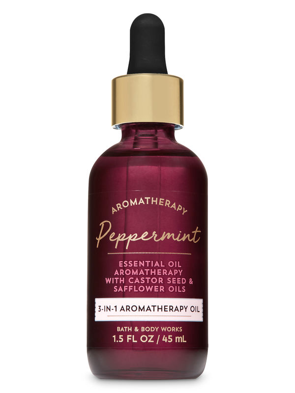 Peppermint 3-in-1 Aromatherapy Essential Oil