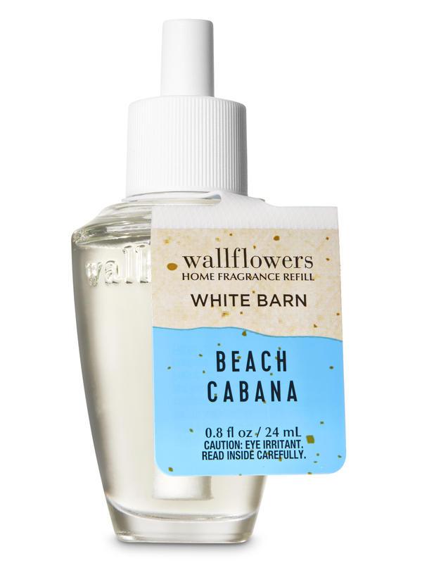 Beach Cabana Wallflowers Fragrance Refill