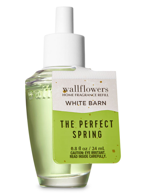 The Perfect Spring Wallflowers Fragrance Refill