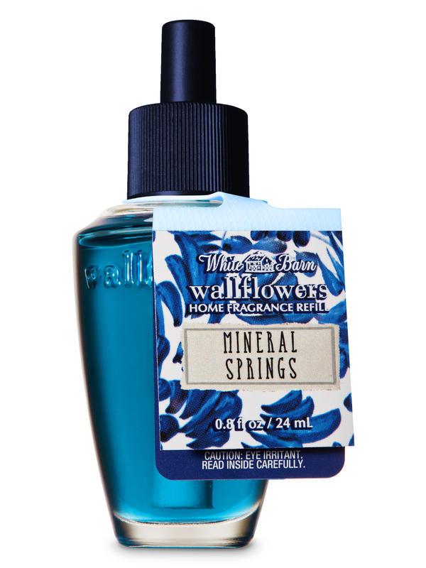 Mineral Springs Wallflowers Fragrance Refill