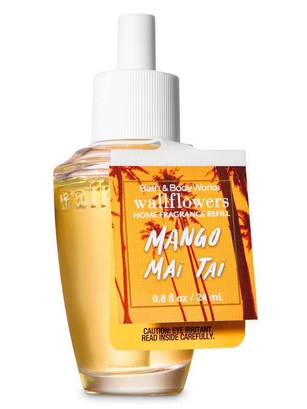 Mango Mai Tai Wallflowers Fragrance Refill
