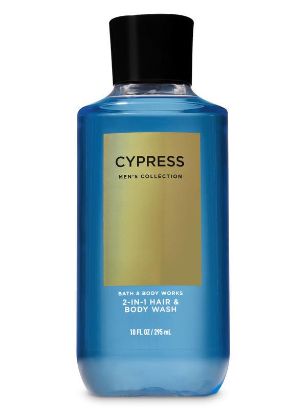 Cypress 2-in-1 Hair + Body Wash
