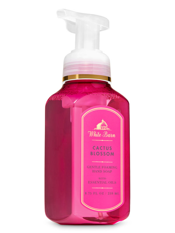 Cactus Blossom Gentle Foaming Hand Soap