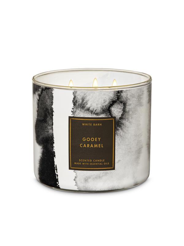 Gooey Caramel 3-Wick Candle