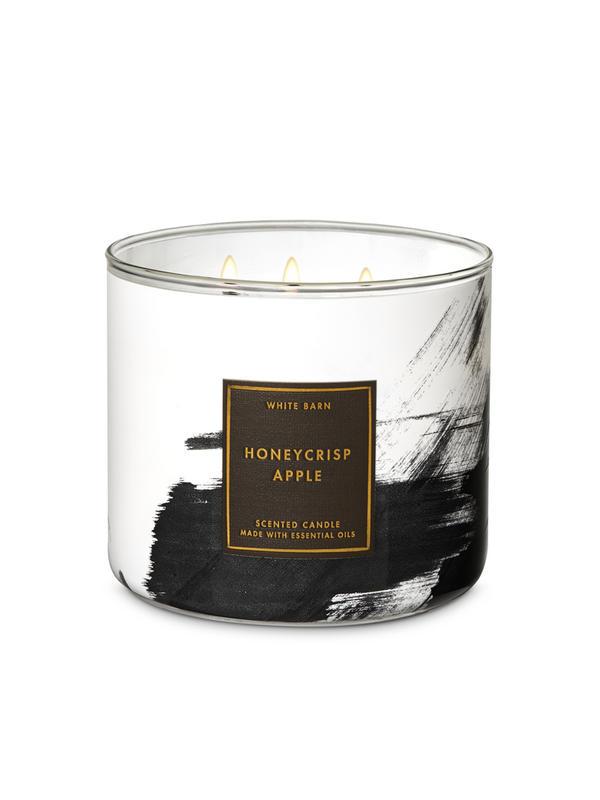 Honeycrisp Apple 3-Wick Candle