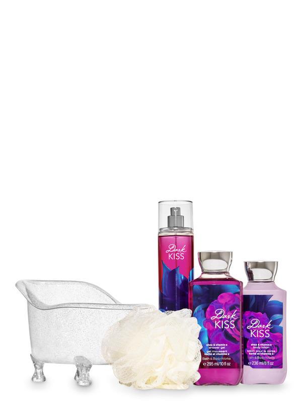 Dark Kiss Bathtub Gift Set