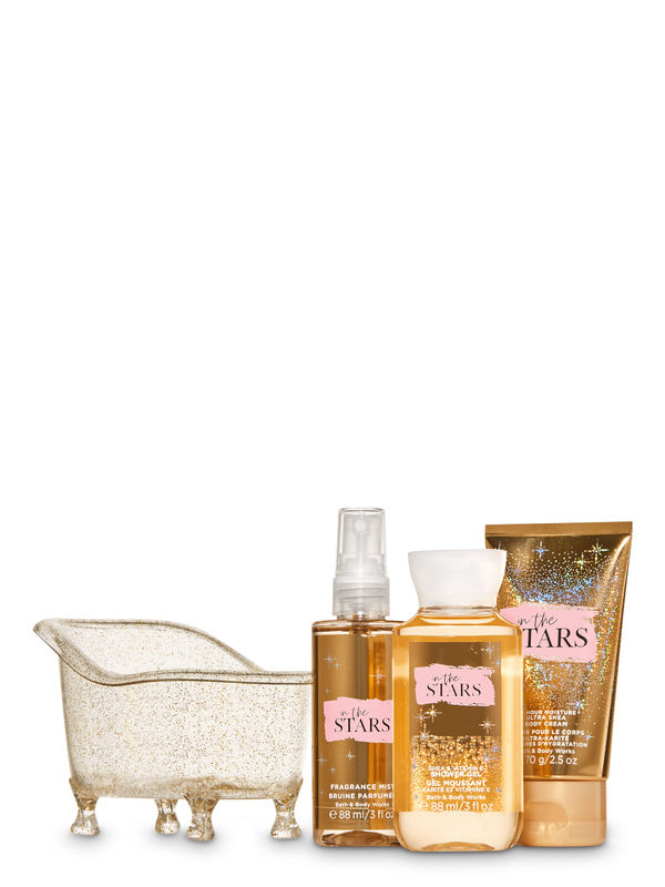 In The Stars Bathtub Gift Set