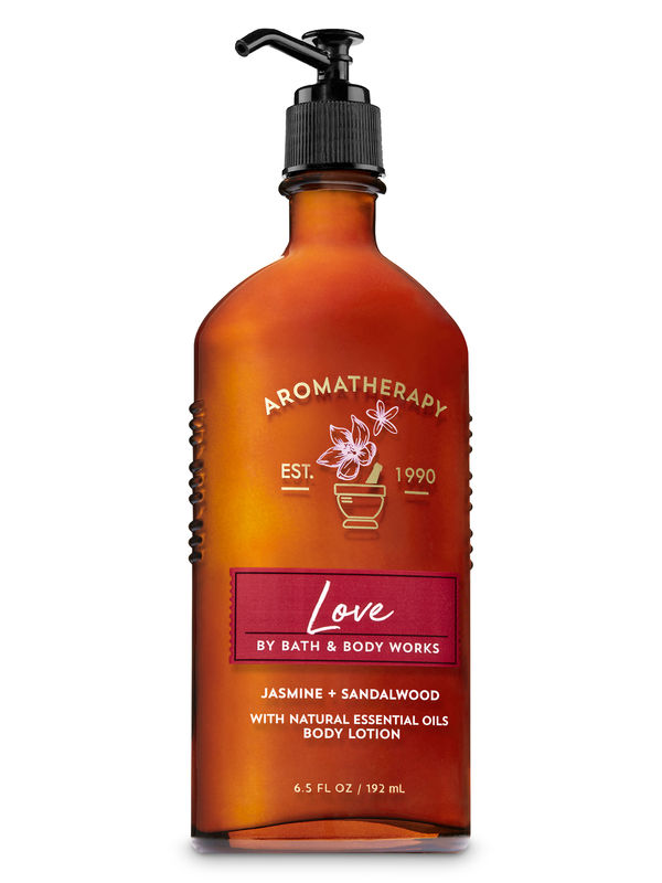 Jasmine Sandalwood Body Lotion